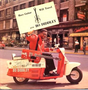 Bo Diddley, Have Guitar Will Travel, beatles sucked