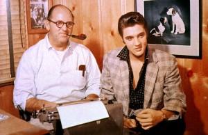 Parker, Colonel Tom & Presley, Elvis, beatles sucked