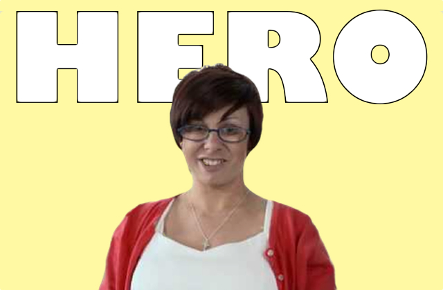 Michelle Knight Hero