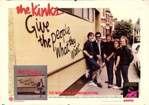 Kinks GTPWTW poster