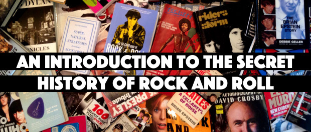 An introduction to the history and origins of rock and roll